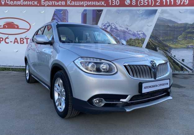 Brilliance V5, 2014 год, 435 000 руб.