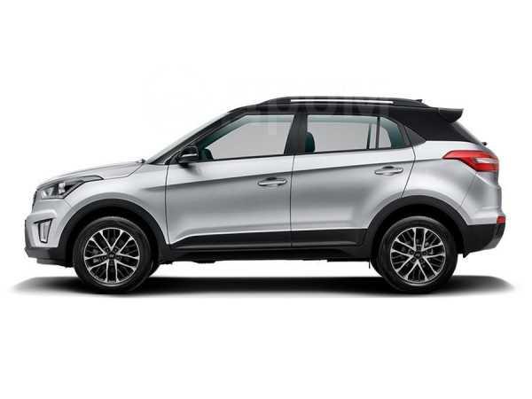 Hyundai Creta, 2020 год, 1 053 000 руб.