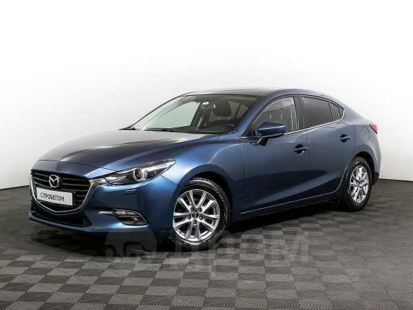 Mazda Mazda3, 2018 год, 1 037 000 руб.