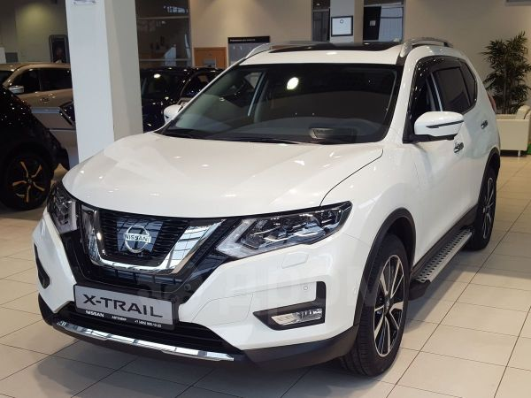 Nissan X-Trail, 2020 год, 1 837 000 руб.