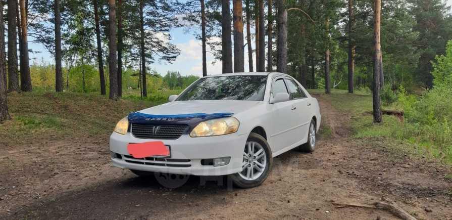 Toyota Mark II, 2001 год, 397 000 руб.