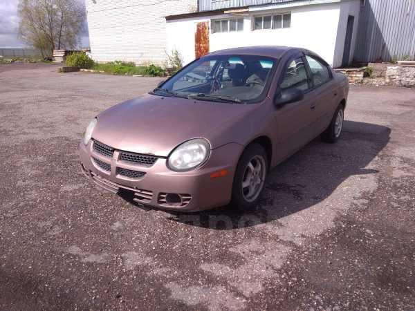 Dodge Neon, 1999 год, 40 000 руб.