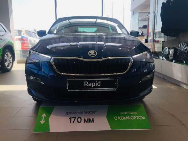Skoda Rapid, 2020 год, 1 233 000 руб.