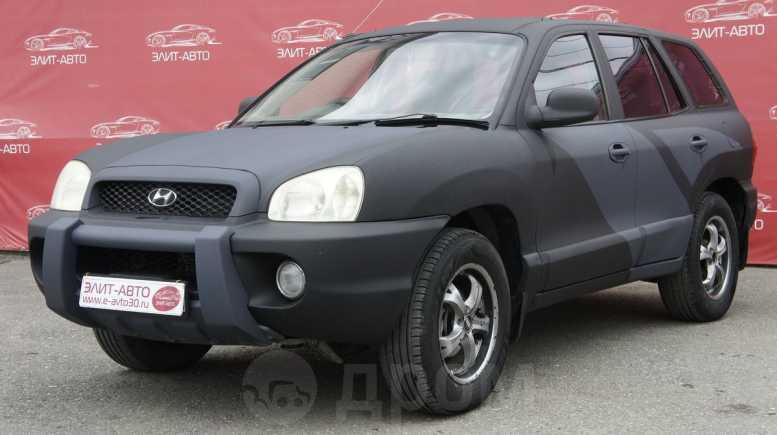 Hyundai Santa Fe, 2003 год, 255 000 руб.