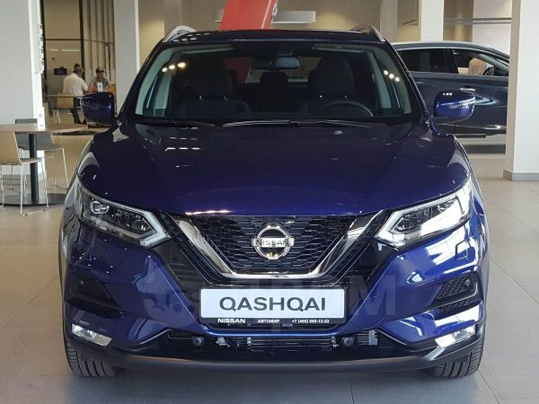 Nissan Qashqai, 2020 год, 1 919 000 руб.