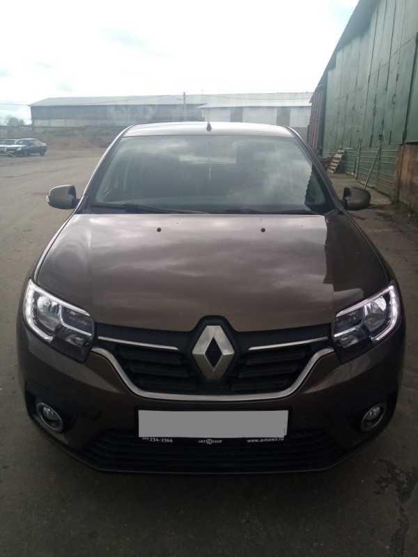 Renault Sandero, 2018 год, 725 000 руб.