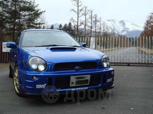 Subaru Impreza WRX, 2002 год, 745 000 руб.