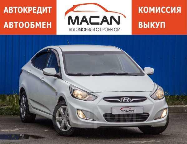 Hyundai Solaris, 2012 год, 469 000 руб.