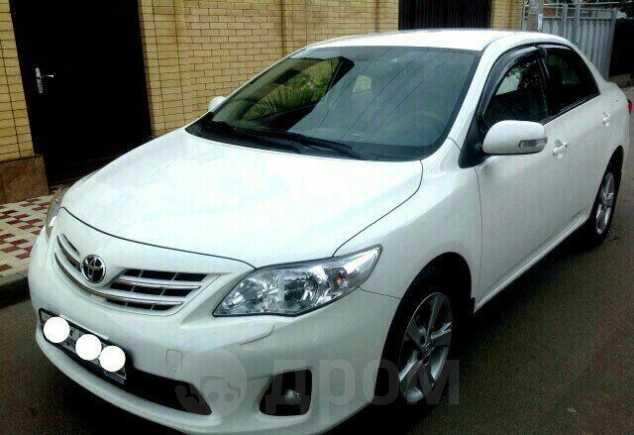 Toyota Corolla FX, 2012 год, 520 000 руб.