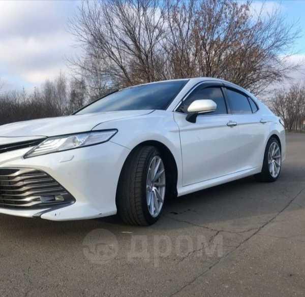 Toyota Camry, 2018 год, 2 399 000 руб.