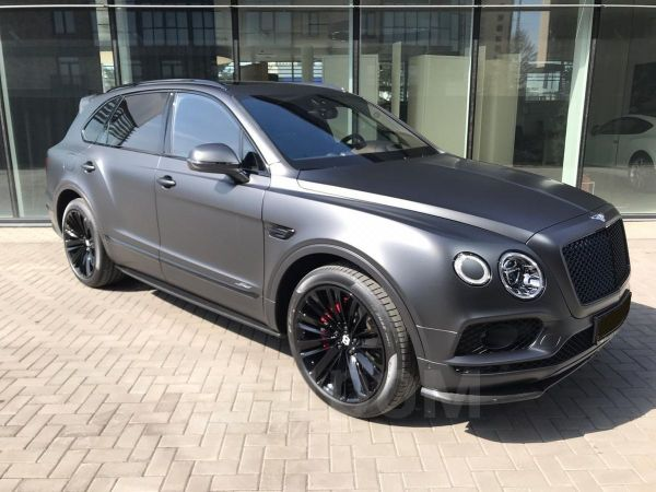 Bentley Bentayga, 2020 год, 24 796 379 руб.