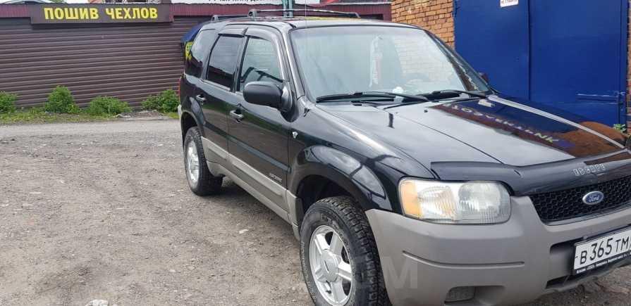 Ford Escape, 2001 год, 290 000 руб.