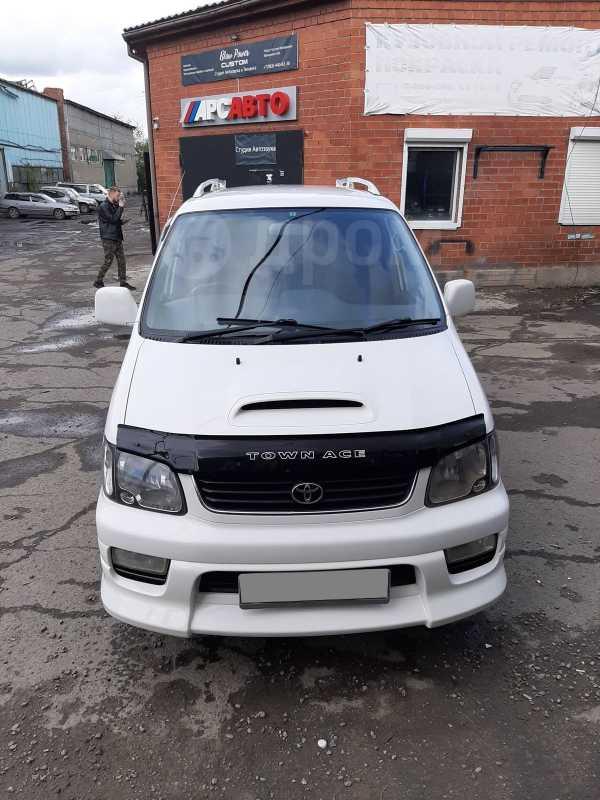 Toyota Town Ace Noah, 1999 год, 360 000 руб.