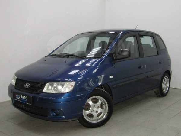 Hyundai Matrix, 2007 год, 240 000 руб.