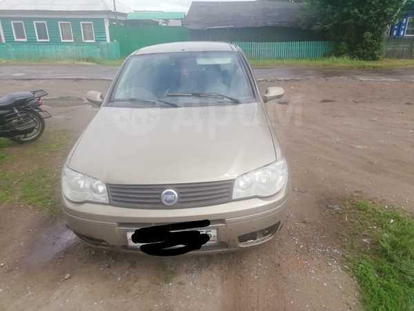 Fiat Albea, 2007 год, 90 000 руб.