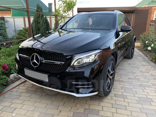 Mercedes-Benz GLC, 2016 год, 2 760 000 руб.