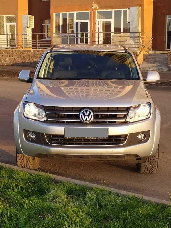 Volkswagen Amarok, 2013 год, 1 090 000 руб.