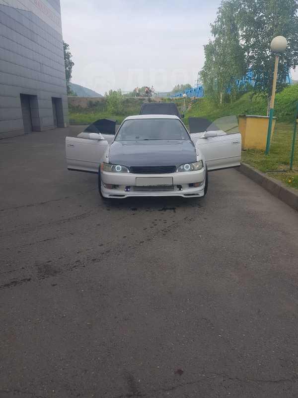 Toyota Mark II, 1995 год, 460 000 руб.