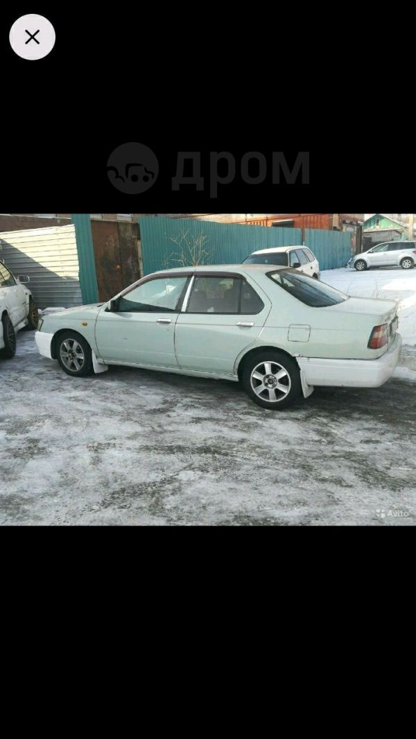 Nissan Bluebird, 1997 год, 80 000 руб.