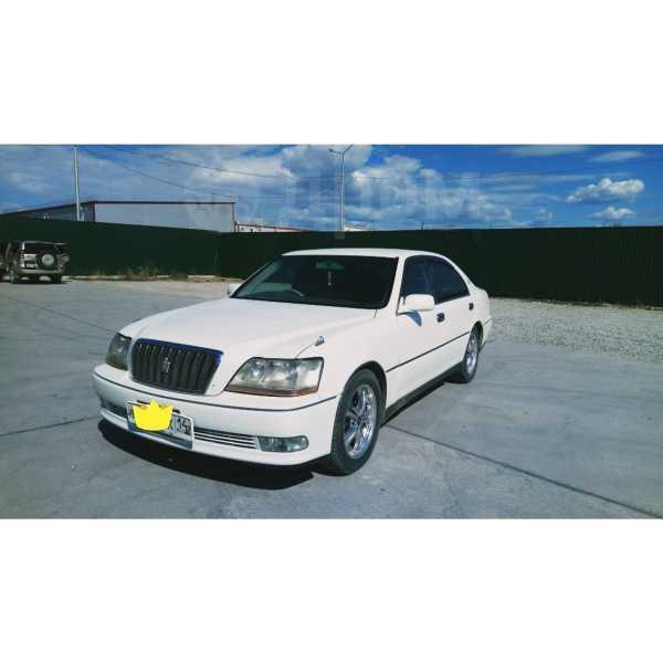 Toyota Crown Majesta, 2001 год, 420 000 руб.