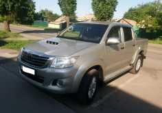 Новошахтинск Hilux Pick Up 2012