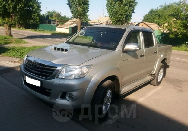 Toyota Hilux Pick Up, 2012 год, 1 175 000 руб.