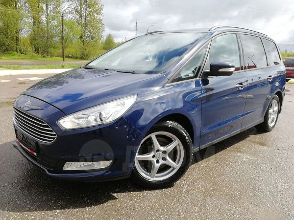 Ford Galaxy, 2016 год, 1 372 000 руб.