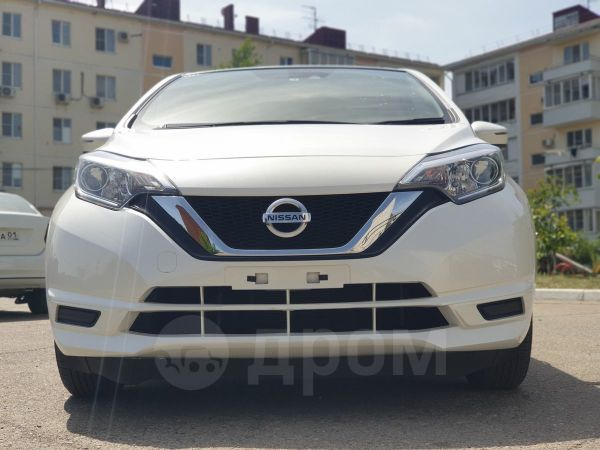 Nissan Note, 2017 год, 677 000 руб.