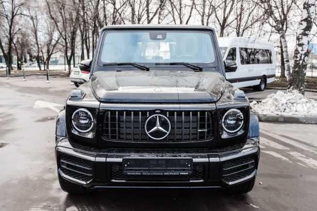 Mercedes-Benz G-Class, 2020 год, 17 902 600 руб.