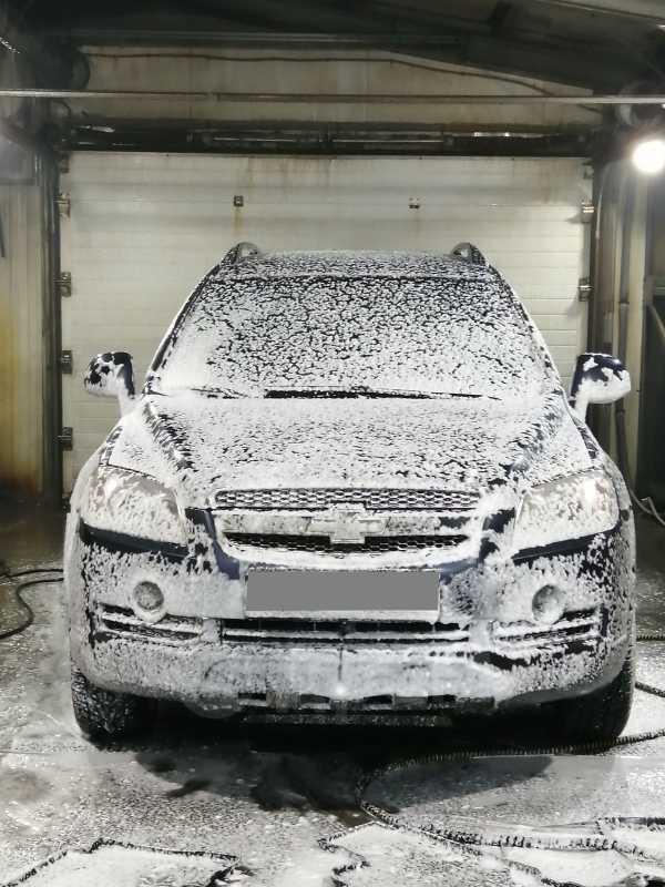 Chevrolet Captiva, 2008 год, 390 000 руб.