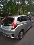Honda Fit, 2017 год, 607 000 руб.