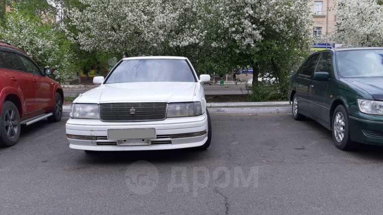 Toyota Crown, 1997 год, 205 000 руб.