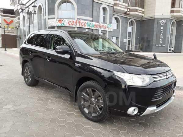 Mitsubishi Outlander, 2015 год, 1 460 000 руб.