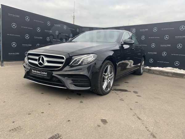 Mercedes-Benz E-Class, 2018 год, 2 990 000 руб.