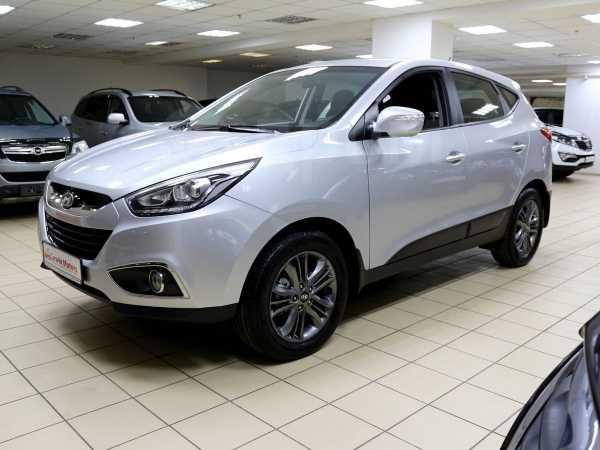 Hyundai ix35, 2014 год, 866 000 руб.