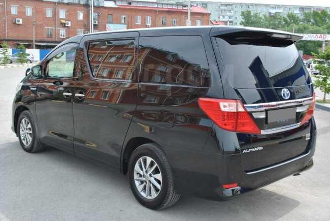 Toyota Alphard, 2011 год, 1 500 000 руб.
