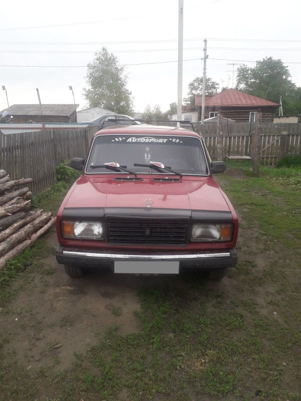 Лада 2107, 2006 год, 75 000 руб.