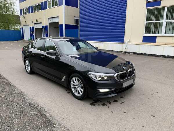BMW 5-Series, 2018 год, 1 750 000 руб.