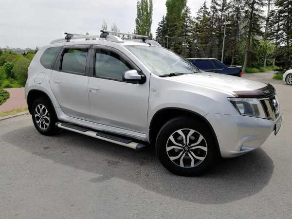 Nissan Terrano, 2015 год, 610 000 руб.
