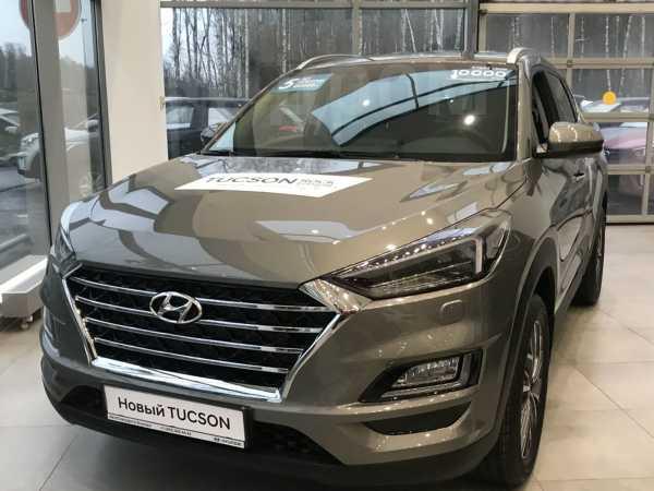 Hyundai Tucson, 2020 год, 1 714 000 руб.