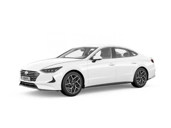 Hyundai Sonata, 2020 год, 1 649 000 руб.