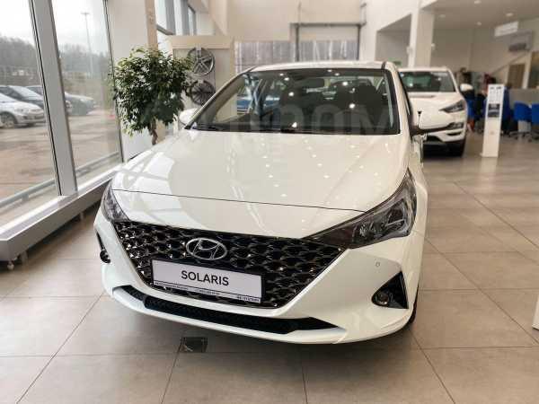 Hyundai Solaris, 2020 год, 911 000 руб.