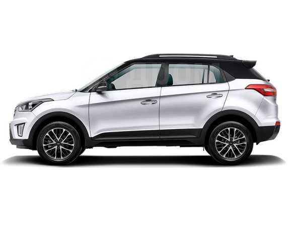 Hyundai Creta, 2020 год, 1 312 000 руб.