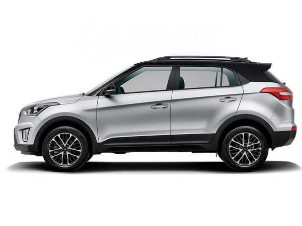 Hyundai Creta, 2020 год, 1 202 000 руб.