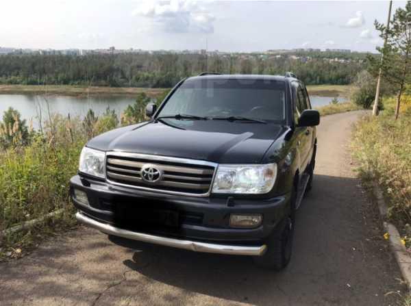 Toyota Land Cruiser, 2004 год, 1 390 000 руб.