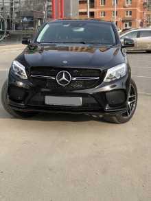 Иркутск GLE Coupe 2017