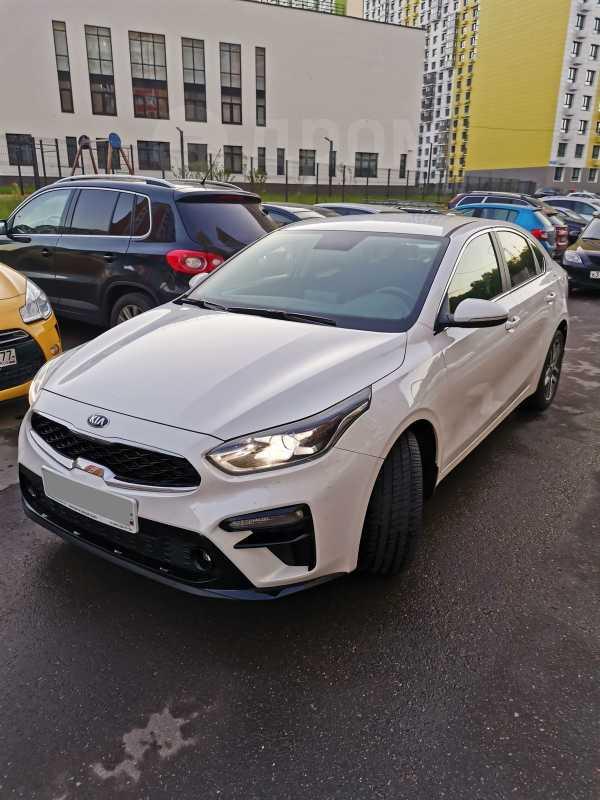 Kia Cerato, 2019 год, 1 260 000 руб.