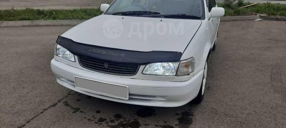 Toyota Corolla, 1998 год, 169 000 руб.