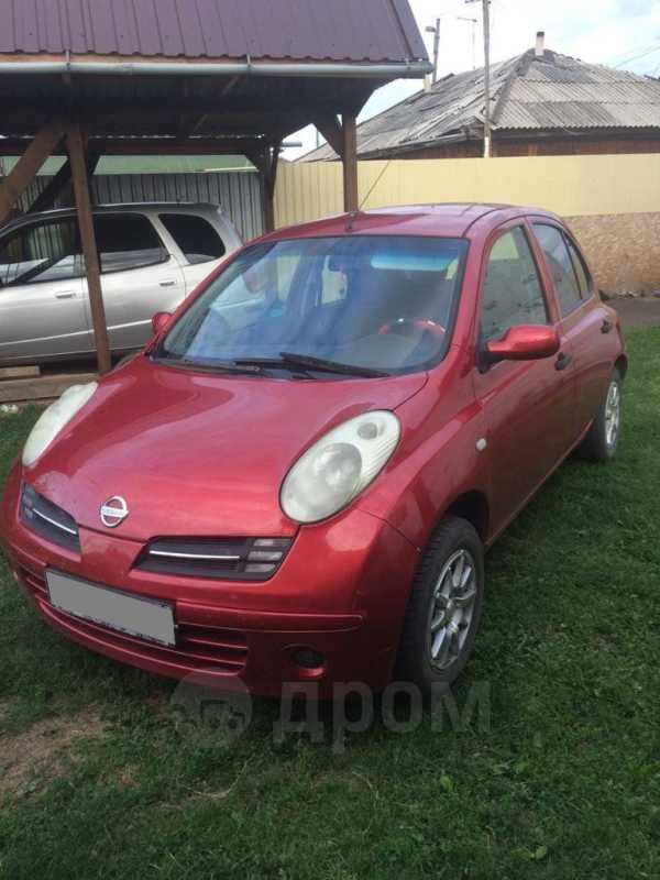Nissan Micra, 2006 год, 200 000 руб.