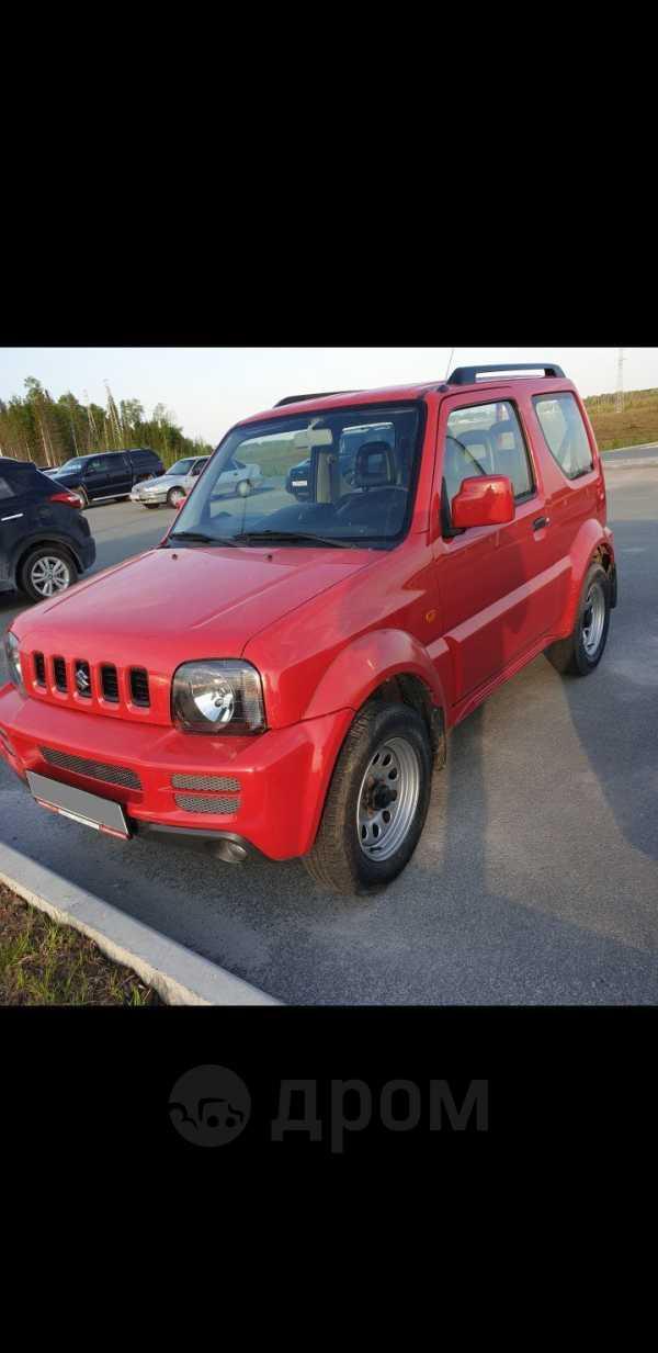 Suzuki Jimny, 2007 год, 880 000 руб.